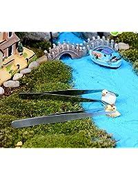 10 pcs mini Garden Succulent Plantación de Herramientas de mano conjunto para trasplantar hadas miniatura Pequeño