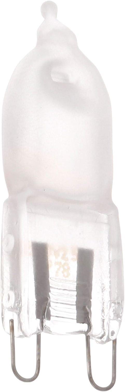 Siemens 00607291 Lampe Halogenlampe G9 25W für Backofen Dunsthaube Mikrowelle