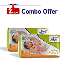 Little Angel Baby Pull Ups, X-Large - 64 Count (₹ 10.45 / Count)
