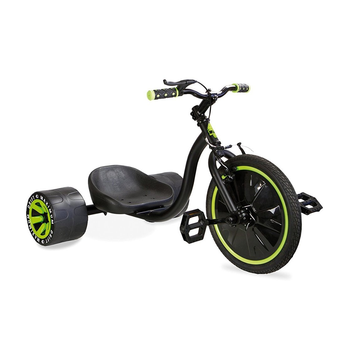 """Sin impuestos Drift Trike Madd 16"""" verde/negro verde/negro verde/negro  Con 100% de calidad y servicio de% 100."""