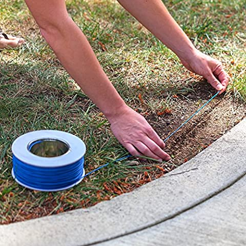 26 Gauge Wire (1000ft) For Invisible in-Ground Fence System by GoodBoy - Innotek Electronic Dog Fence