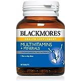 Blackmores Multivitamins + Minerals Tab, 30ct