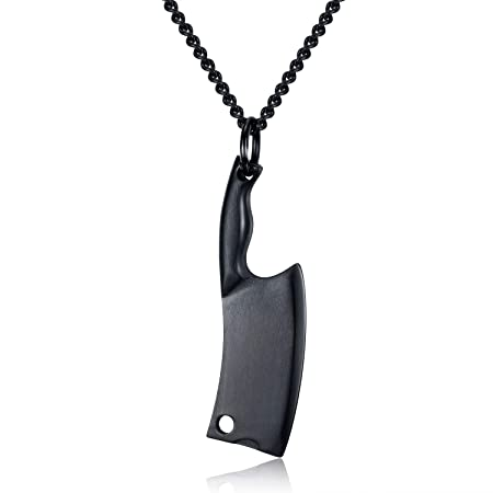 EZSONA Men's Stainless Steel Necklace