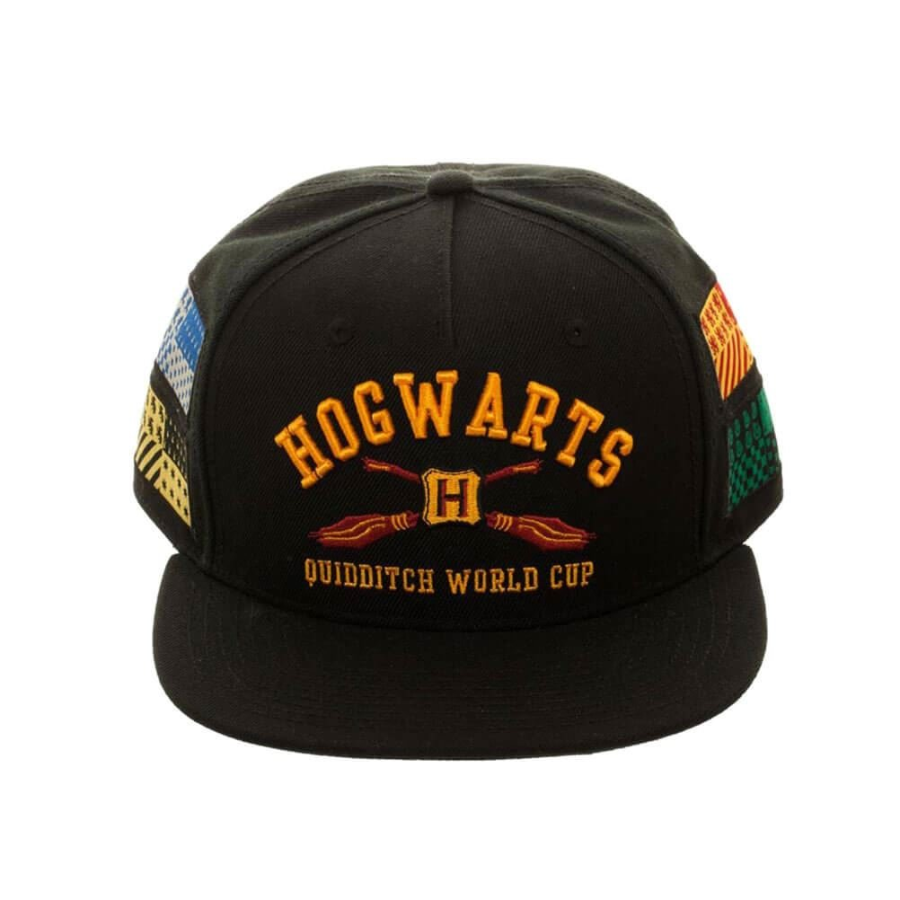 Ufficiali Harry Potter Hogwarts Patch di Coppa del Mondo Quidditch Cappello Snapback Cap