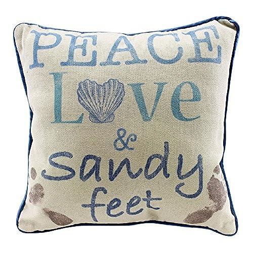 Beach Throw Pillows Amazon Com