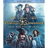 Pirates Of The Caribbean: Dead Men Tell No Tales [Blu-ray] (Bilingual)