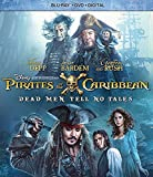 DVD : Pirates Of The Caribbean: Dead Men Tell No Tales [Blu-ray]