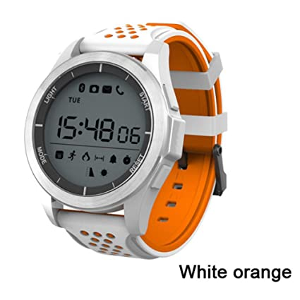 ZCPWJS Pulsera Inteligente F3 Smart Watch Men IP68 Impermeable ...