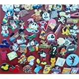 Disney Official Trading Pin Lot of 25 Lapel Collector Pins