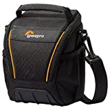 Lowepro Adventura SH 100 II - A Protective and Compact Shoulder Bag for a HOZ, Compact CSC or Action Video Camera