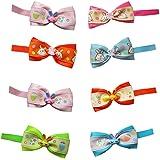 67f926afa9850 PET SHOW 100pcs Wholesale Easter Bunny Rabbit Small Dog Cat Bow Ties Neck  Ties