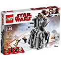 LEGO Star Wars First Order Heavy Scout Walker Building Kit