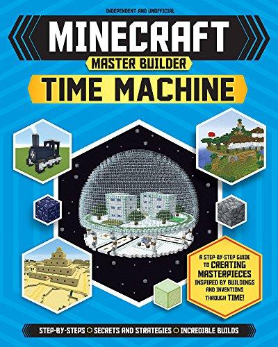 Minecraft Master Builder: Time Machine