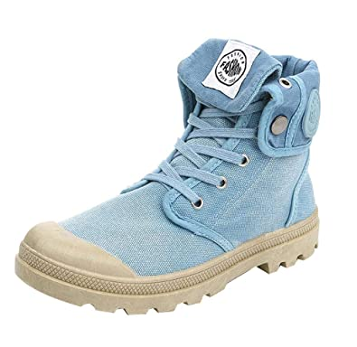49b4a7a1f2024d Bottes Aigles Femme❤️Flasher Boot Bottines Cuir Femme❤️Beautyjourney Banc  Chaussure Mode De Style Palladium High-Top Chaussures De Cheville Militaire  ...