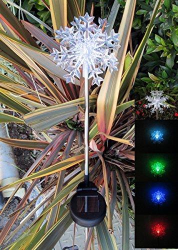 Living Solar Colour Change Plastic Lights