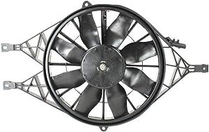 Radiator Cooling Fan For 1997-2004 Dodge Dakota, 12amp, w/Electric Cooling Fan