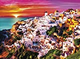 Buffalo Games - Signature Collection - Dreamy Santorini - 1000 Piece Jigsaw Puzzle