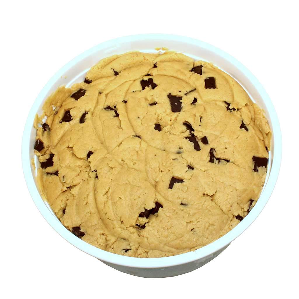 David's Cookies Edible Chocolate Chunk Cookie Dough 8 lb (Pack of 2) by David's Cookies (Image #2)