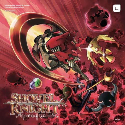 Vinilo : Jake Kaufman & Manami Matsumae - Shovel Knight: Specter Of Torrent - The Definitive Soundtrack (LP Vinyl)