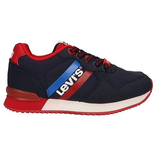 Levis Zapatillas Deporte Vspr0004t Springfield para Niño y Niña y Mujer: Amazon.es: Zapatos y complementos