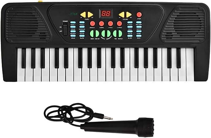 OhhGo Juguete de Instrumento Digital para Niños con Teclado ...