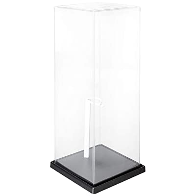 "Display Case for Doll or Collectibles, (18"" x 7-3/4"" x 7-3/4""): Arts, Crafts & Sewing"