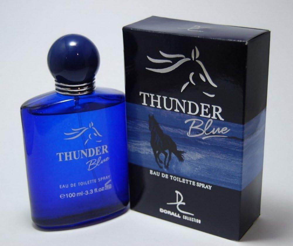 dorall 21311213 Thunder Blue Hombre Perfume 100 ml: Amazon.es: Belleza