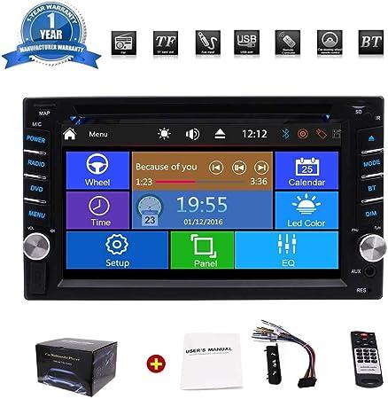 Car Stereo Bluetooth Doppel Din Autoradio Im Elektronik