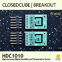 closedcube hdc1010baja potencia digital de alta precisión I2C