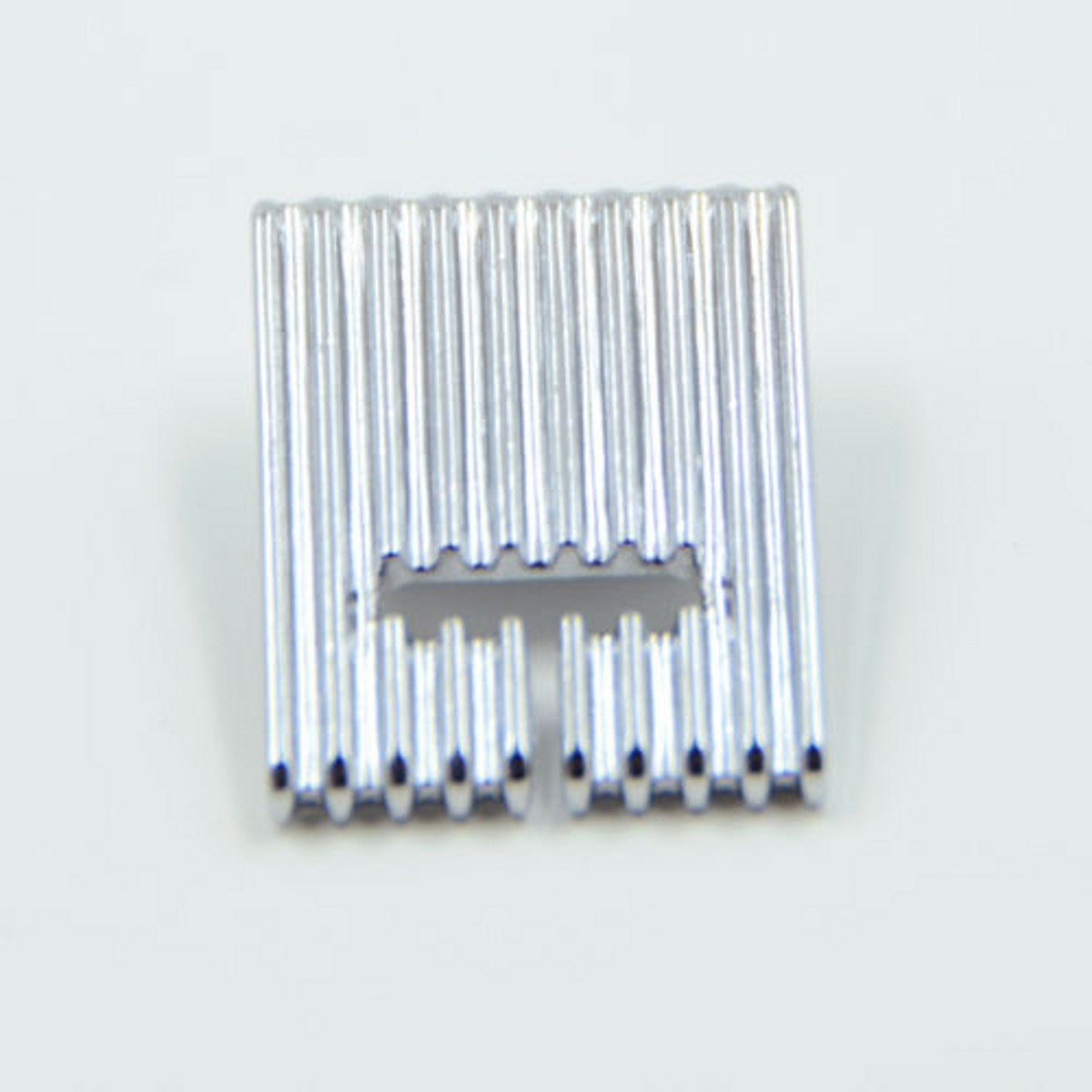 Chengyida 9/ Groove Pintuck piede per Brother//Janome//Singer size 2.0//90/ 3.0//90/ 4.0//90 3pcs double Twin Needle