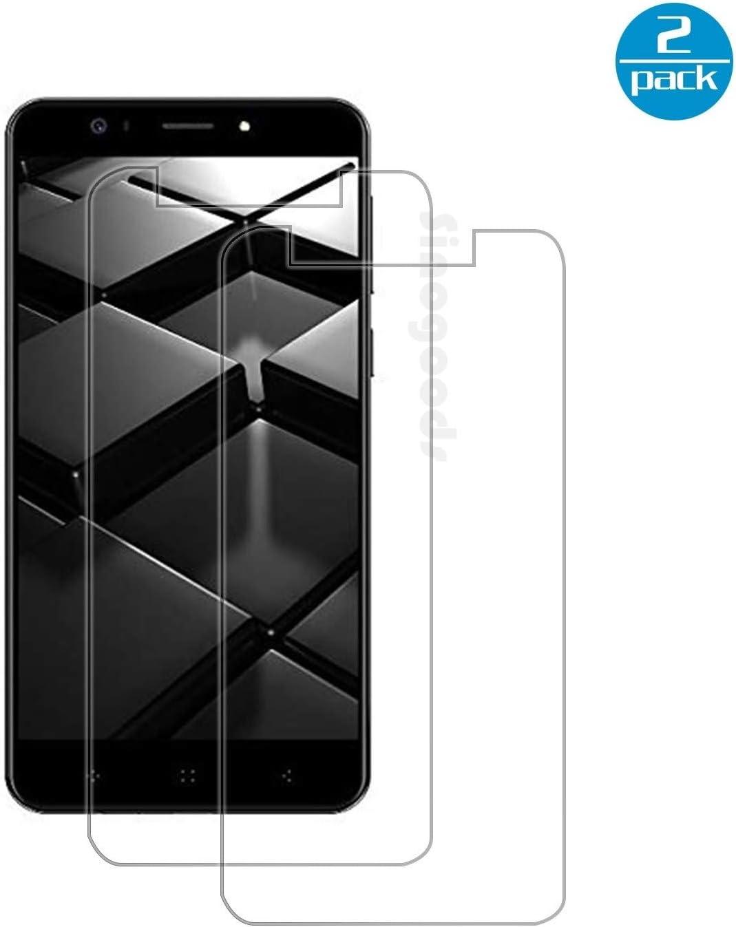 sinogoods [2 Pack] para Elephone P8 3D Protector de Pantalla: Amazon.es: Electrónica