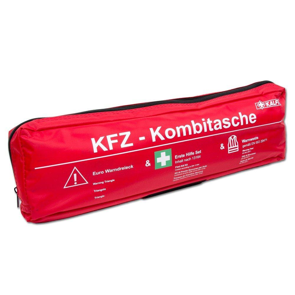 Kalff 7440 Din First aid Combi Bag Trio