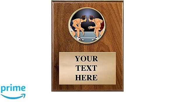 Crown Awards Spirit Award Plaques Great Custom Engraved Team Spirit Gifts Personalized Spirit Trophy Plaque Award