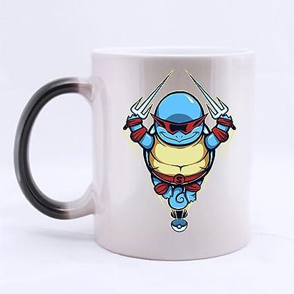 Mug Anniversairecadeaux De Noël Pokémon Dessin Animé