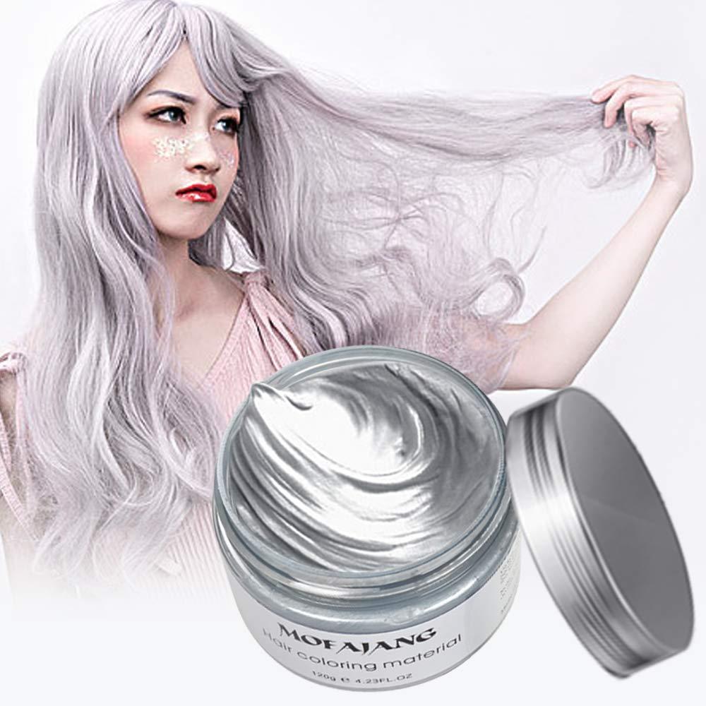 Amazon com: Arsty Temporary Hair Color Wax,4 23 oz