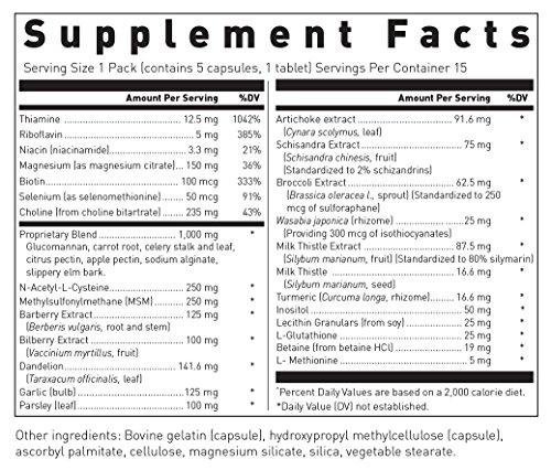 Amazon com: Douglas Laboratories - Detoxification Pack
