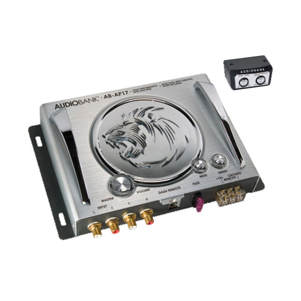 Audiobank AB-AP7 Digital Bass Reconstruction Enchancement Processor with Noise Reduction TechnologyBass Knob included!