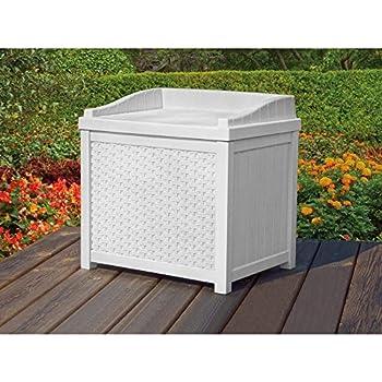 Amazon Com Pool Storage Containers Deck Box Poolside
