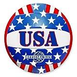 Patriotic Stars and Stripes USA Flag Design