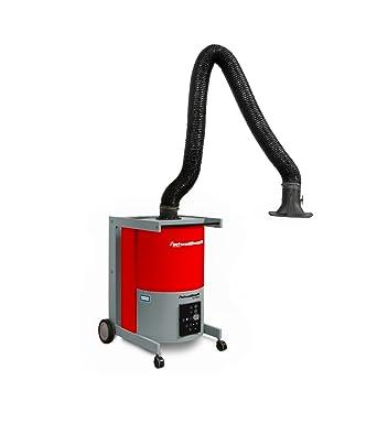 Schweisskraft 1800030, Aspirador Compacto, 1, Rojo/Gris: Amazon.es ...