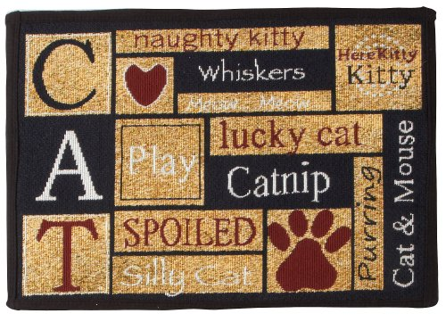 with Cat Placemats design