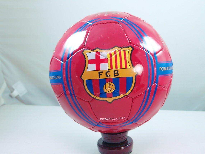 FC BARCELONA SOCCER OFFICIAL SIZE SOCCER BALL SZ. 5 - 135