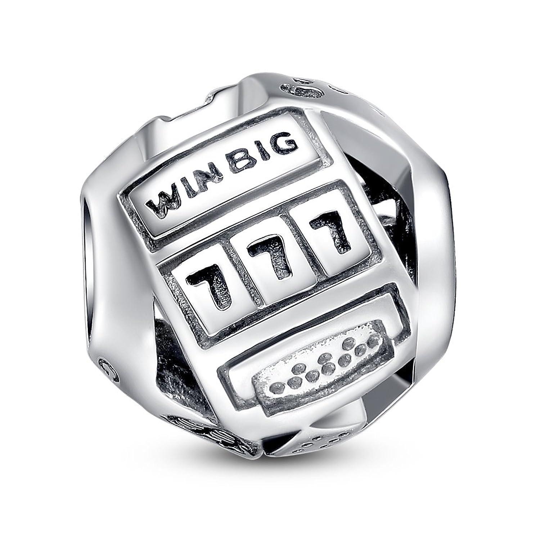 Amazon Glamulet Jewelry Las Vegas Charm 925 Sterling