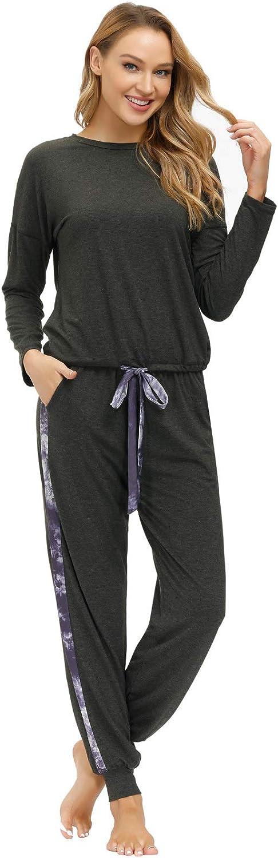50% Off Coupon – Women's Tops and Pants Sleepwear Pajama Set