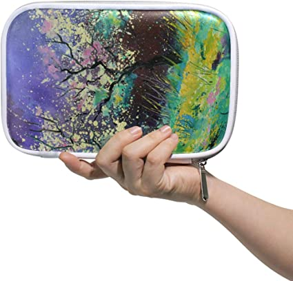 Fantazio - Estuche para lápices de gran capacidad para pintar al óleo, paisaje, material de papelería, regalo perfecto para estudiantes: Amazon.es: Oficina y papelería