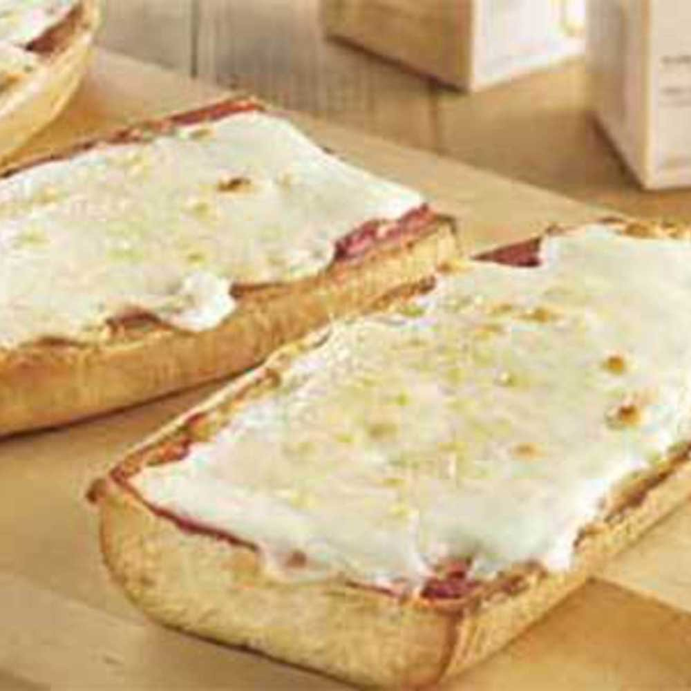 Tonys Livesmart French Bread Whole Grain Cheese Pizza, 6 inch -- 60 per case. by Schwan's