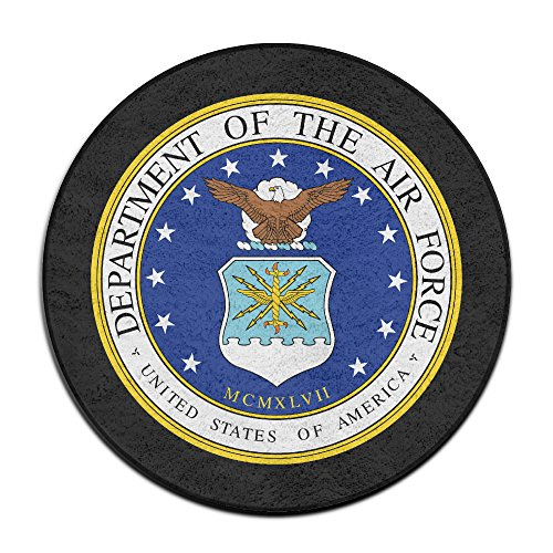 (Fengziya Seal Of The US Air Force Doormats / Entrance Rug Floor)