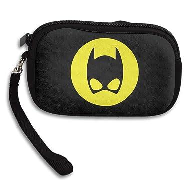 Launge Catwoman Emblem Logo Coin Purse Wallet Handbag