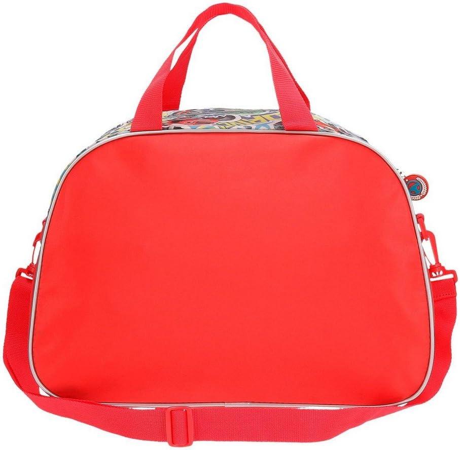 24.64 litros Color Rojo Blaze 2723251 Bolsa de Viaje