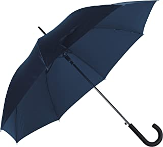 SAMSONITE Rain Pro - Stick Umbrella Auto Open Ombrello Classico, 87 centimeters, Nero (Black)